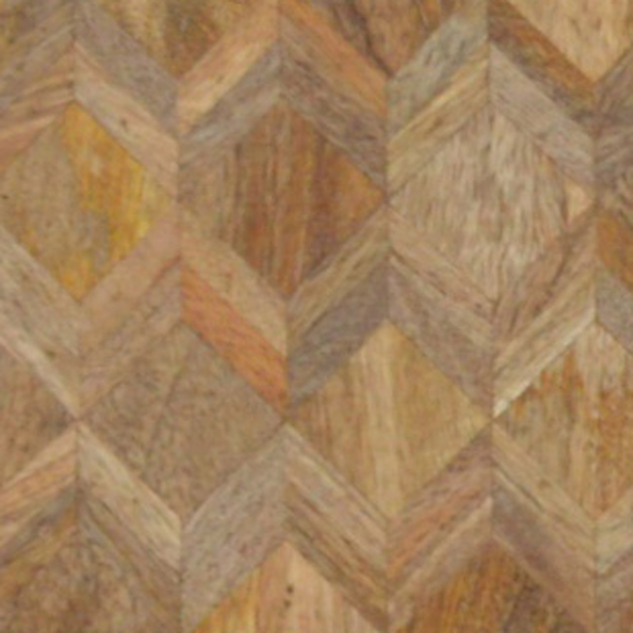 HEXAGONAL SELF DESIGN WOODEN TILE